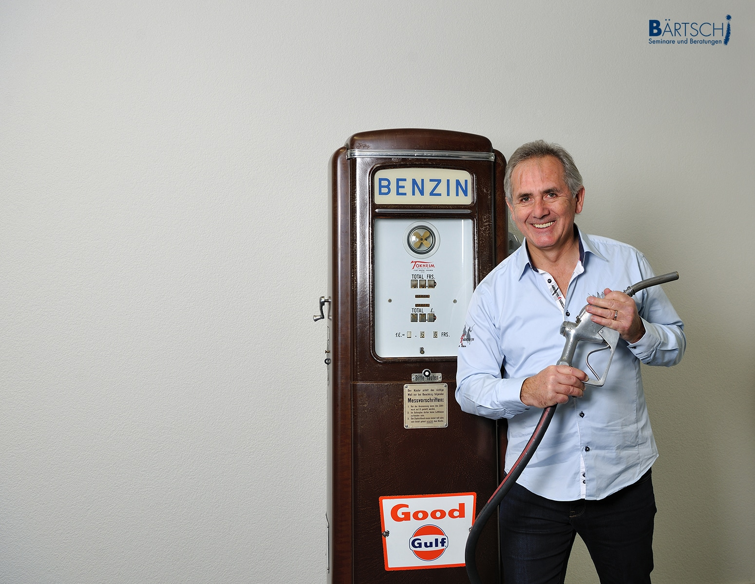 Urs R. Bärtschi - Coachingexperte - Coachingplus