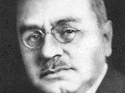 Alfed Adler. der Begründer der Individaulpsychologie