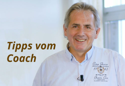 Urs R. Bärtschi, Coach mit eidg. Diplom