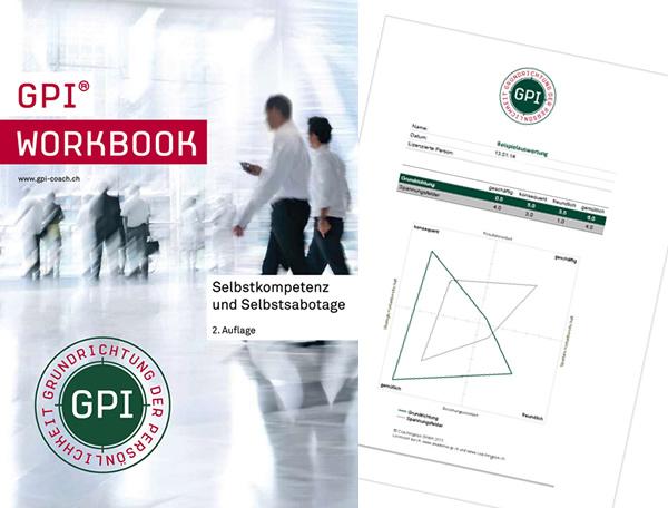 Persönlichkeitstest GPI - Das Workbook