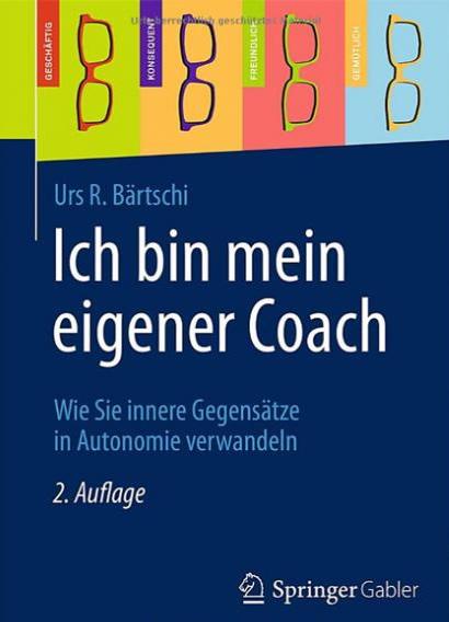 Sachbuch «Ich bin mein eigener Coach»